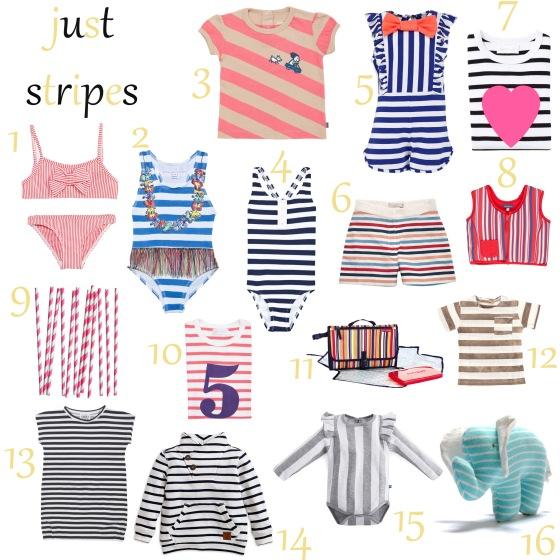 just stripes
