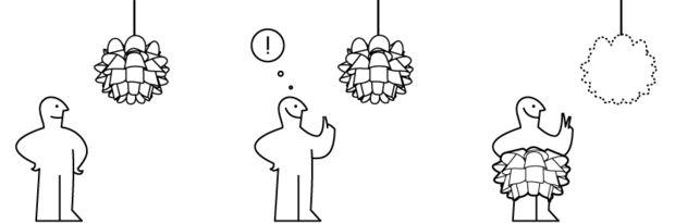 knappa lamp ikea