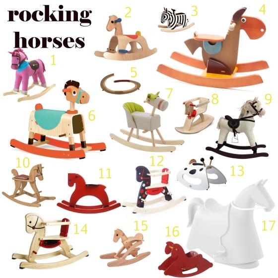 rocking horses_