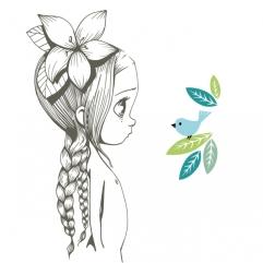 sticker-wild-girl-gris-vert-bleu-p-image-38015-grande