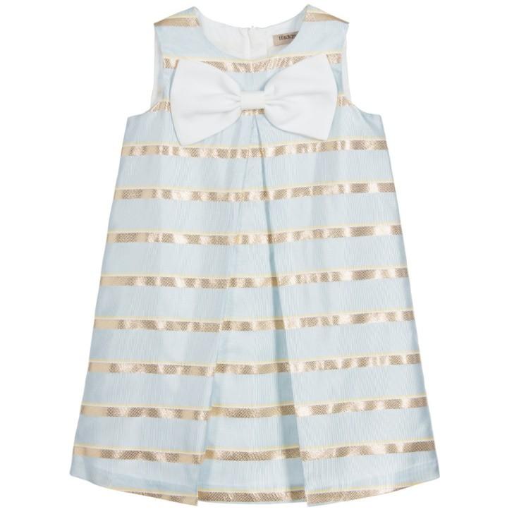 hucklebones-london-girls-blue-gold-striped-dress-156584-6c3a46d525a922d48f8a6591dc6b9df628f8a024