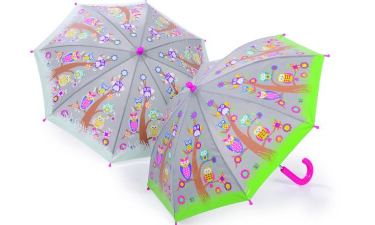 umbrella changin color