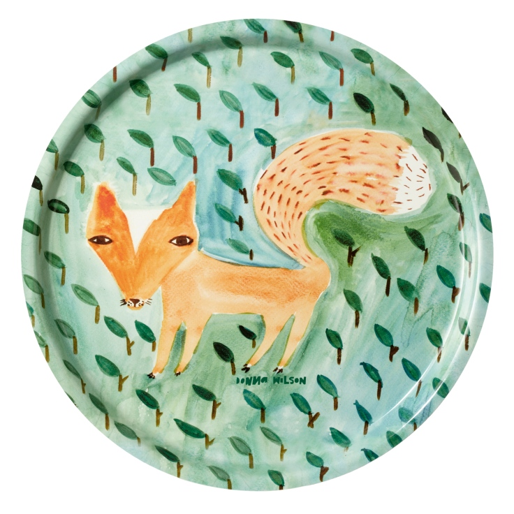 DONNA_WILSON_Fox-in-the-Leaves-Tray-36cm